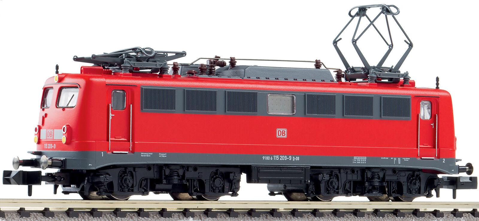 Fleischmann N 733701 E-Lok BR 115 209-9 DB NUOVO OVP