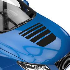 Sport Dekor Rennstreifen Motorhaube Aufkleber Dekorstreifen Streifen Auto #1058