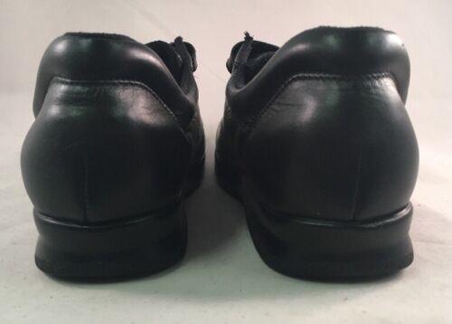 Drew Paradise Black Calfskin Diabetic Women/'s Shoes Compare To SAS 14421-12