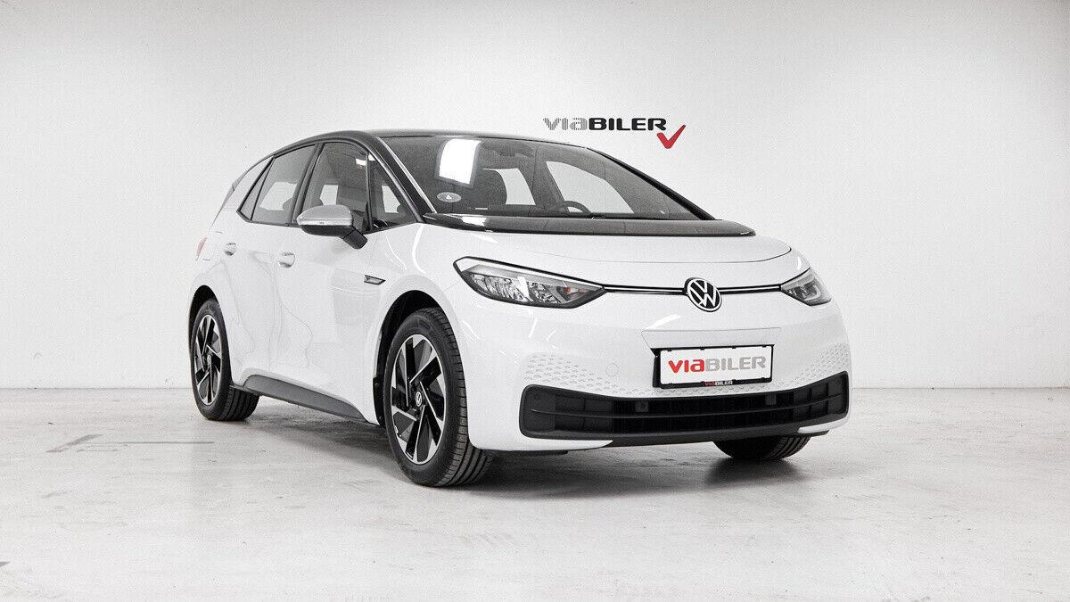 VW ID.3  1ST Pro Performance 5d - 289.900 kr.