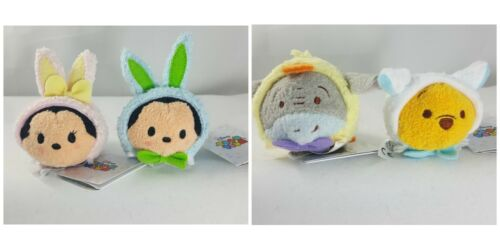 Mini Holiday Tsum Tsum Plush 3.5 4 Characters-FREE SHIP