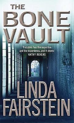 """AS NEW"" Fairstein, Linda, The Bone Vault (Alexandra Cooper) Book"