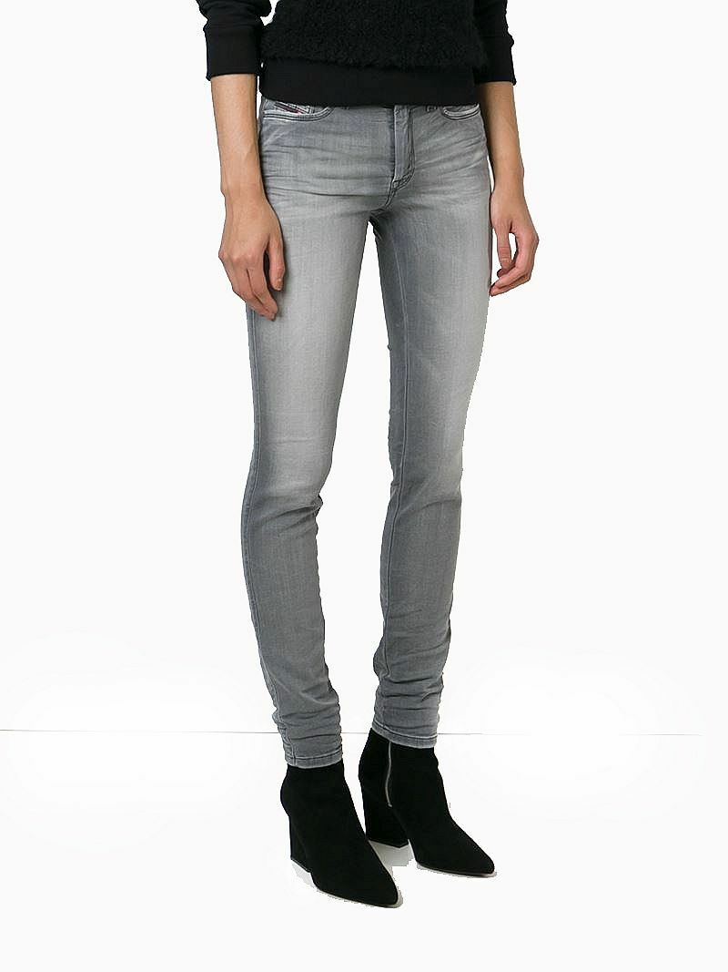 325  Auténtico Raro diesel para mujer 0830Q Doris-ne sudor Jogg Skinny Jeans Denim  la calidad primero los consumidores primero