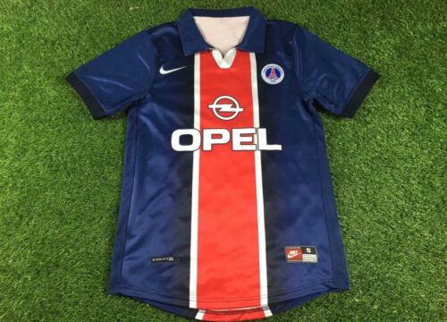 Maillot Neuf PSG 1995-1996 Taille S,M,L,XL,XXL Paris Saint Germain France