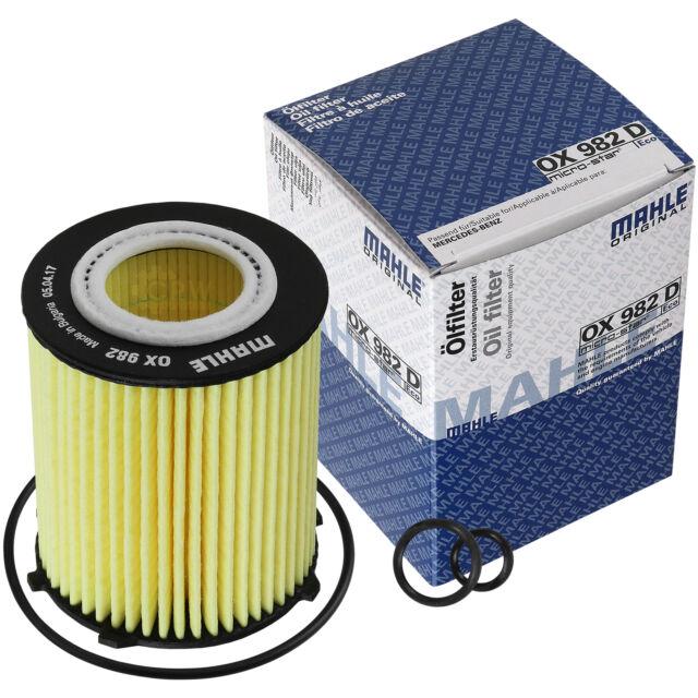Original MAHLE Ölfilter OX 982D Oil Filter
