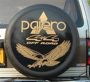 Mitsubishi Pajero Eagle wheelcover Decal / Sticker