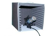 Portable vocal booth ( podcasting/voiceover/ singing )