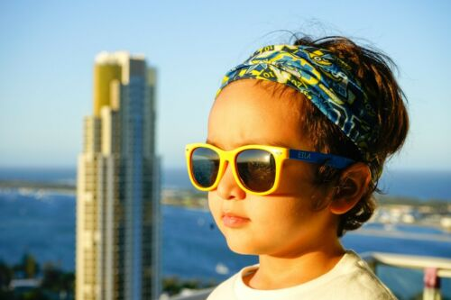 Polarized Unbreakable Kids Sunglasses 100/% protection Unisex +FREE Pouches