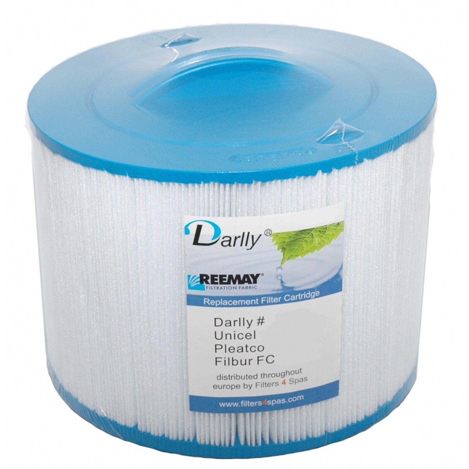 Darlly® Filter Ersatzfilter Kartuschenfilter Whirlpool Villeroy & Boch ab 20