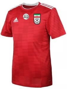 Details zu IRAN Trikot Adidas 2019 !! IRAN Home JERSEY !! TEAM MELLI !! NEU !! L