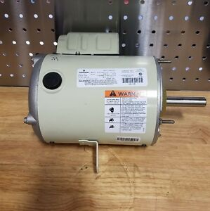 Emerson Direct Drive Blower Motor 1//3HP 4 Speed 6488