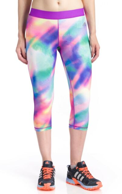 Adidas Techfit Capri T Cool Pant [Size XL] Jogging Pants