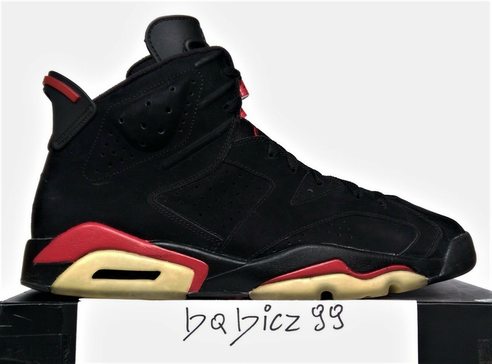 Air Air Air Jordan 6 IV Varsity Red 2009 13us/47.5eur 371ba1
