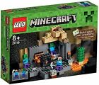 LEGO Minecraft The Dungeon Playset With Minifigures 219 Pcs 21119