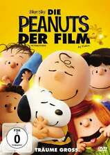 Die Peanuts - Der Film - DVD