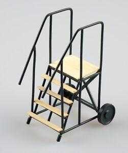 Intelligent Dingler Mobile Plateforme De Travail Kit Piste 1 échelle 1:32 (1z-200/00)-afficher Le Titre D'origine
