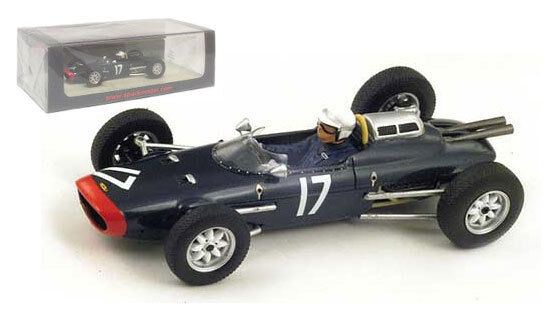 Spark s4269 Lola Mk4 Monaco Gp 1963-Maurice Trintignant 1 43 Escala