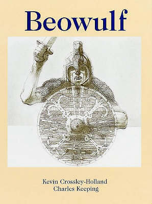 1 of 1 - Beowulf by Kevin Crossley-Holland  Signed (Paperback, 1999)