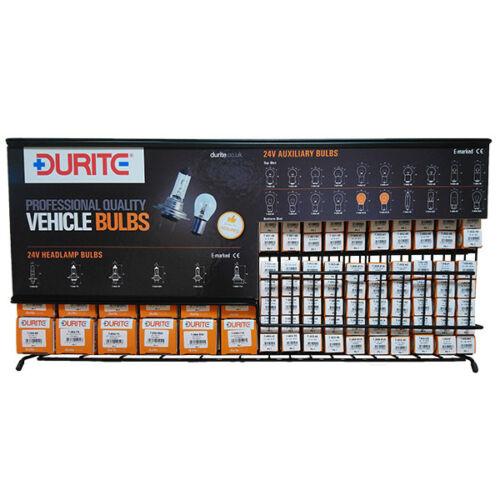 Durite 7-999-24 24V Bulb Dispenser Rack.