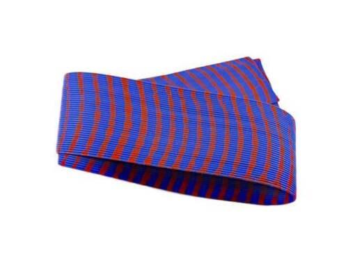 Skirt Material Reptile Rubber Finesse 30 cm Streifen Rubberjigs selber basteln