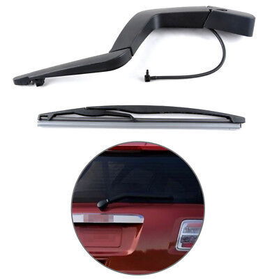 Rear Wiper Arm /& Blade For GMC Acadia 2007 2008-2012 Saturn Outlook 2007-2010