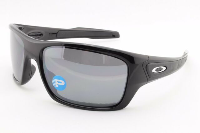 bdad78c74f1 NEW Oakley Turbine 9263-08 Polarized Sports Surfing Skate Ski Golf  Sunglasses