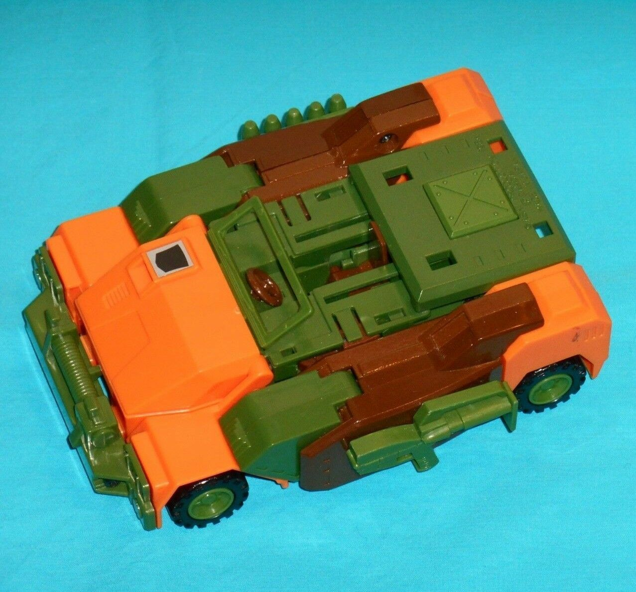 Original G1 Transformers stradaautobusTER cifra only excellent condition
