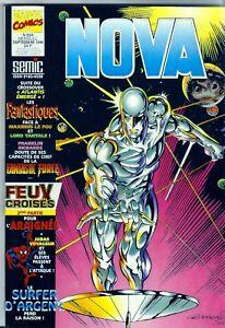 NOVA-N-224-SEPTEMBRE-1996-SEMIC-MARVEL-COMICS-EN-TBE