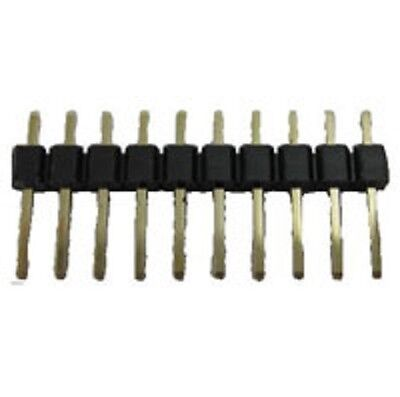 Single Row PCB Pin Header Connector 36 Way (Pack of 2)