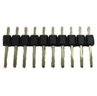 Single Row PCB Pin Header Connector 36 Way (Pack of 2)