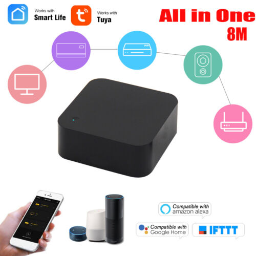 Wifi IR Remote Control All in One Home Automation Infrared Remote Controlle F4F7