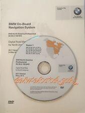 BMW X5 (E70) X6 (E71) Navigation DVD # 843 Canada EAST Map Edition © 2011