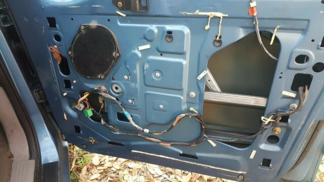 2002 Ford Windstar Right Passenger Side Front Door Wiring