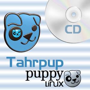 Details about TAHRPUP 6 0 5 PUPPY LINUX INSTALL & LIVE CDs 32bit & 64bit