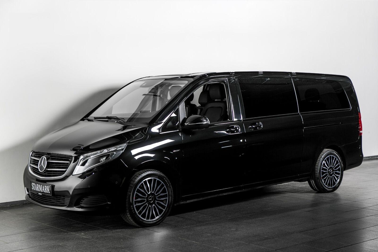 Mercedes-Benz V250 d 2,2 Avantgarde aut. ekstra lang