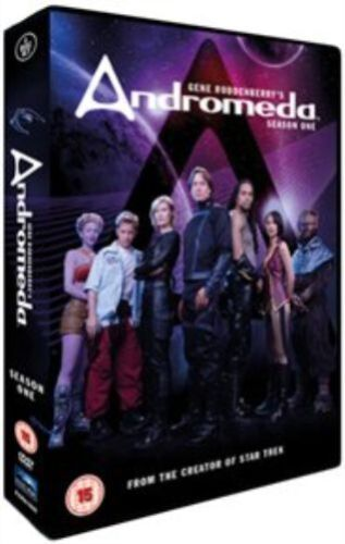 1 of 1 - Andromeda - Season 1 [UK DVD], Good DVD, Lexa Doig, Gordon Michael Woolvett, Lau