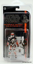 Star Wars Black Series Republic Trooper, The Old Republic, with Star Case