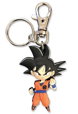 **Legit**Dragon Ball Super Authentic Anime PVC Keychain SD Goku Evolutions#85456