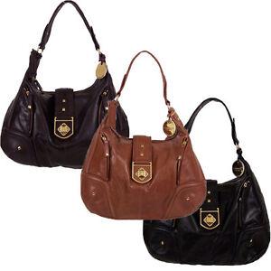 NEW-Saddler-Leather-Large-Ladies-Shoulder-Handbag-Bag