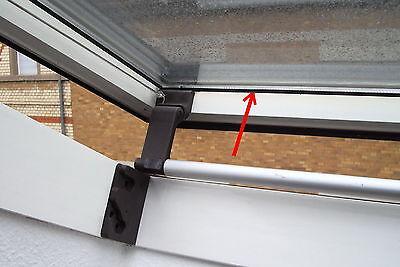 Glasdichtung Ersatzteil Dichtung Braas Atelier Dachfenster  AF//BA 5 Meter