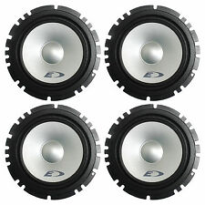 "4 X Alpine SXE-1750S 6.5"" 560W Car 2 Way Component Audio Speaker Stereo SXE1750S"