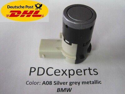 NEW Genuine Valeo Parking Sensor BMW E60 E61 E65 E85 E86 Silver Grey A08 6989111