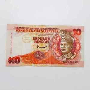 Malaysia RM10 1995/98 p36  GEF b