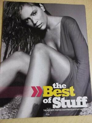 STUFF The Best of Stuff 2005 ALYSSA MILANO sexy cover ...