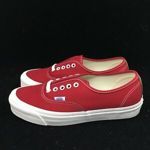 241825c8355 Image is loading VANS-VAULT-OG-AUTHENTIC-LX-CHILI-PEPPER-RED-