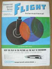 FLIGHT INTERNATIONAL NOVEMBER 28th 1963 COMMERCIAL AIRCRAFT SPECIAL FEATURE