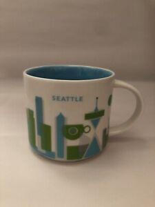Starbucks Mug Seattle Been There Mug mug 2017  Expresso Ornament