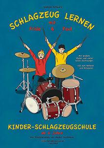 Schlagzeug-lernen-mit-Frida-amp-Paul-Schlagzeugschule-ab-6-Jahre-Andreas-Schwarz