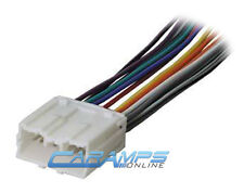 s l225 metra 70 7001 mitsubishi 92 up wire harness ebay metra 70-7001 radio wiring harness at crackthecode.co