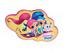 Official-PRINT-SHAPE-CUSHION-SOFT-KIDS-BOYS-CHILDRENS miniatuur 8